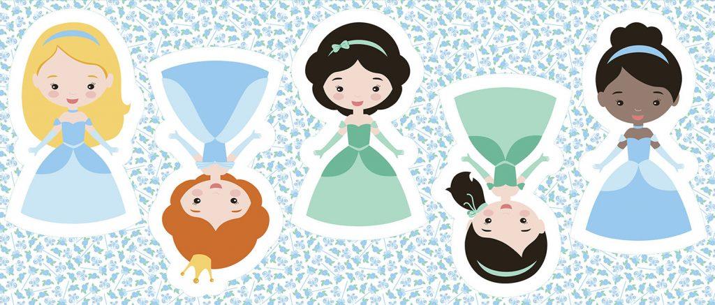 Pillows Princesas Acqua