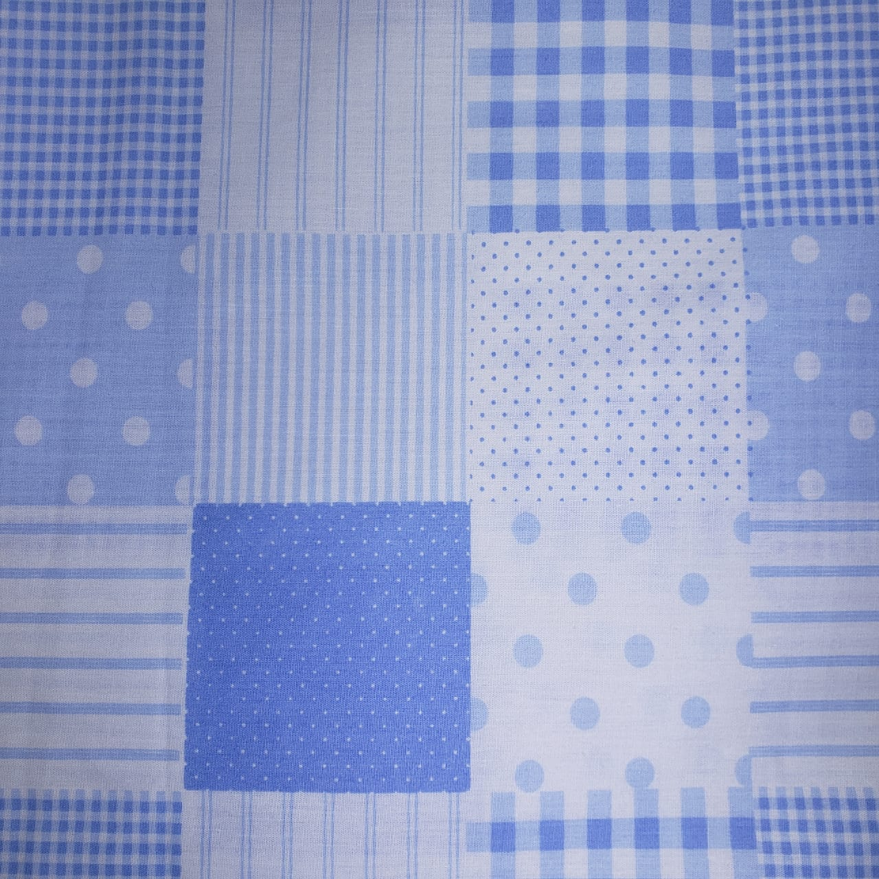Patch Azul Of