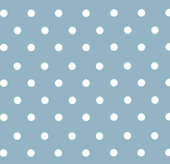 Bolas Brancas Fundo Azul Celeste
