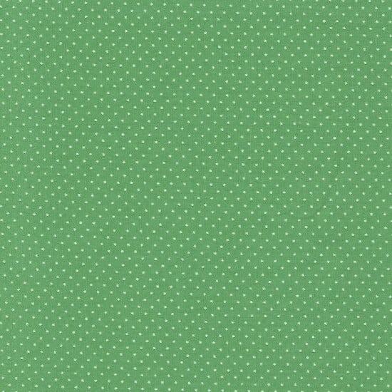 Tecido Tricoline Micro Poá Verde Claro