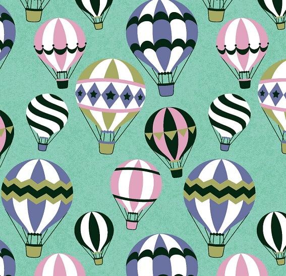 Balões Tiffany