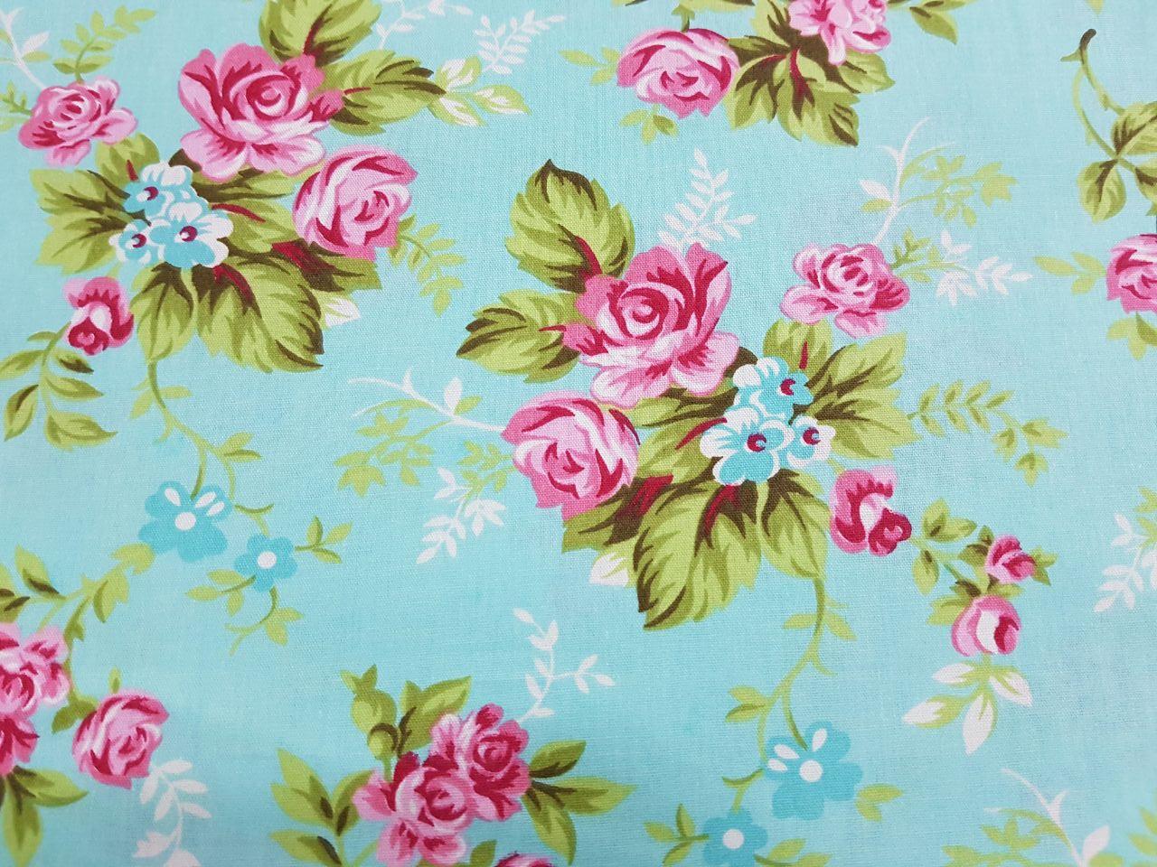 Coleção Composê - Floral Tiffany