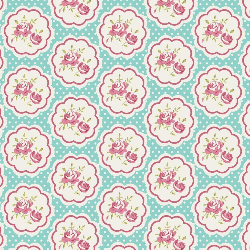 Coleção Composê - Rosas Tiffany