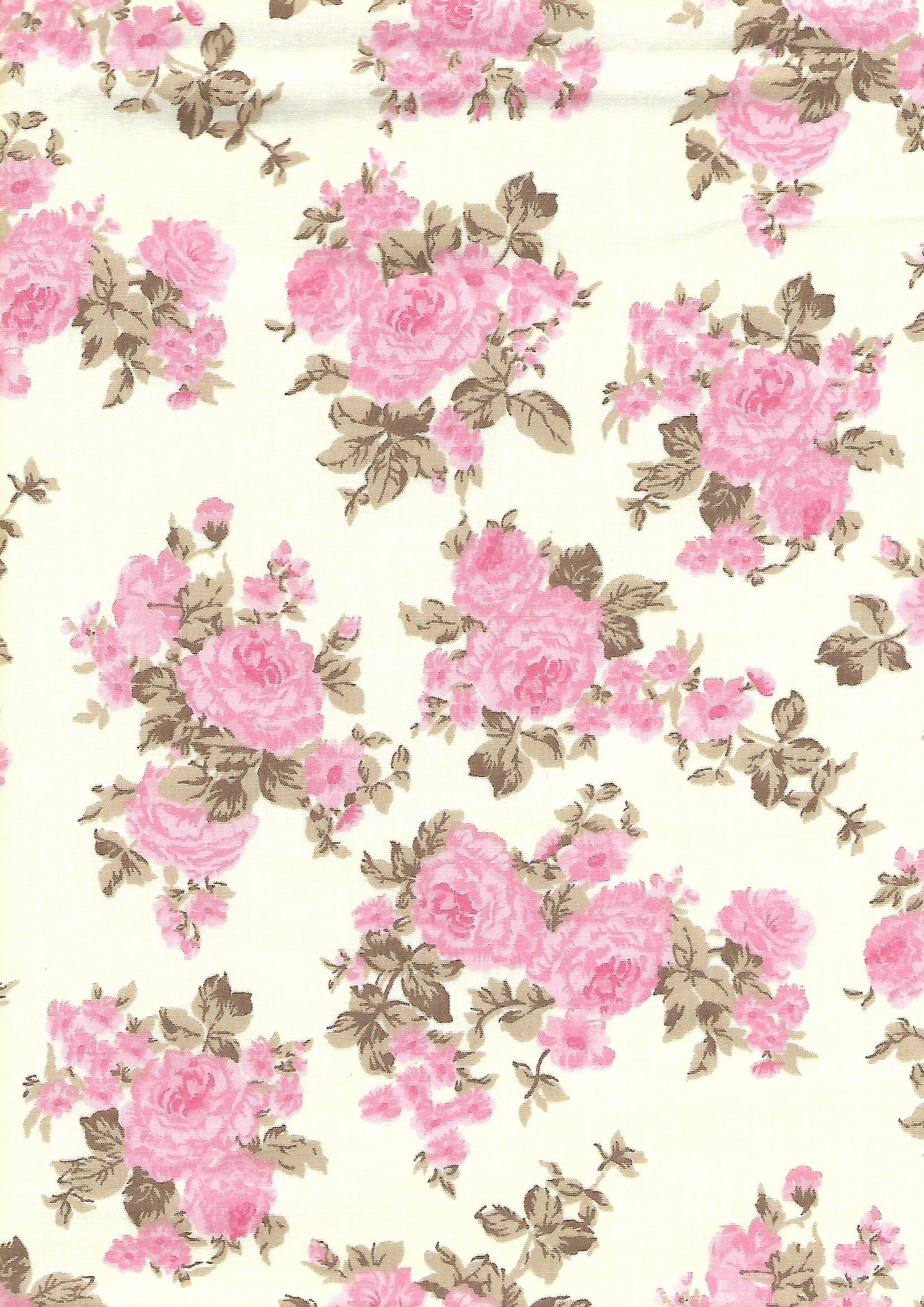 Floral Mirele Rosa