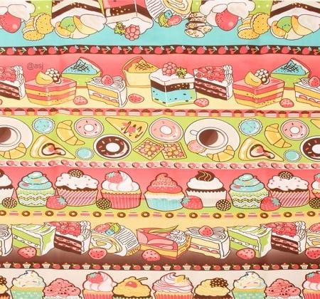Barrado Bolos e Cupcake