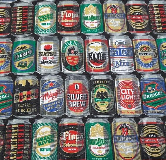 Latas de Cerveja