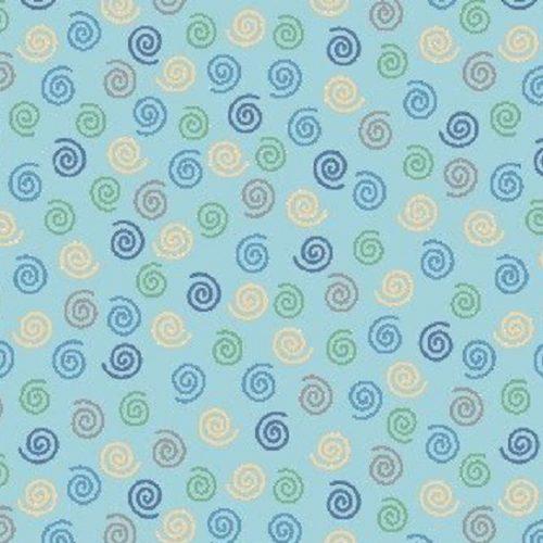 Espiral Azul Claro