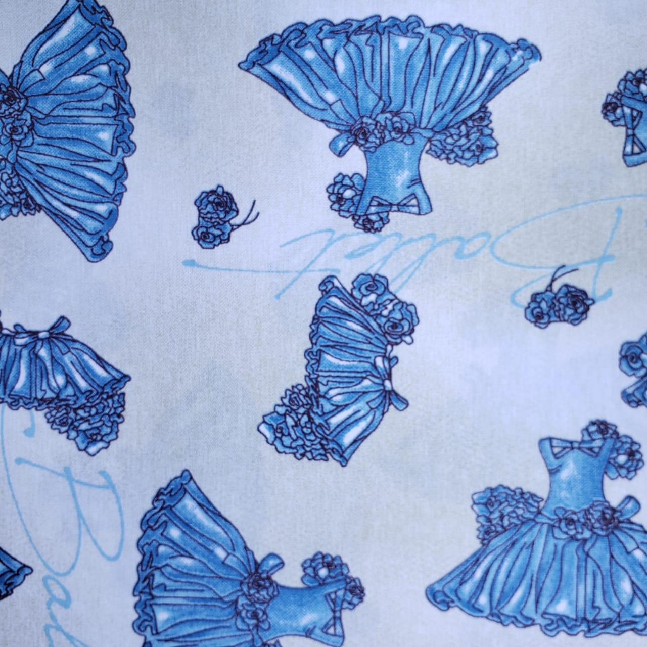 Vestidos Ballet Tiffany