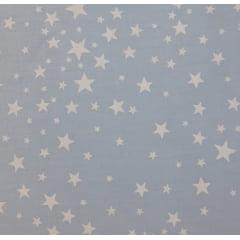 Estrelas Azul Claro