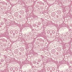 Caveiras Mexicanas Rosa
