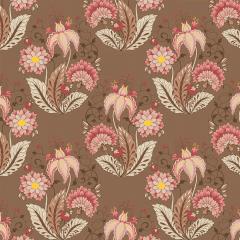 Jacobean Floral Marrom