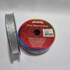 Fita Prata 9,5mm
