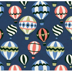 Balões Azul Marinho