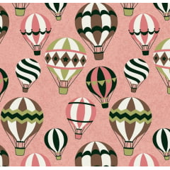 Balões Salmão