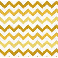 Coleção Composê - Chevron Amarelo