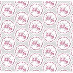 Coleção Composê - Rosas Cinza