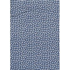 Florzinha Fundo Azul