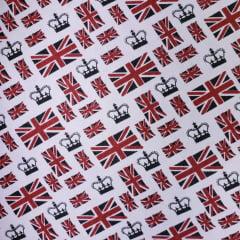 Bandeira da União Cinza Claro
