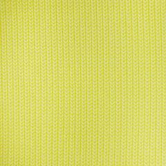 Tecido Tricoline Tricô Amarelo