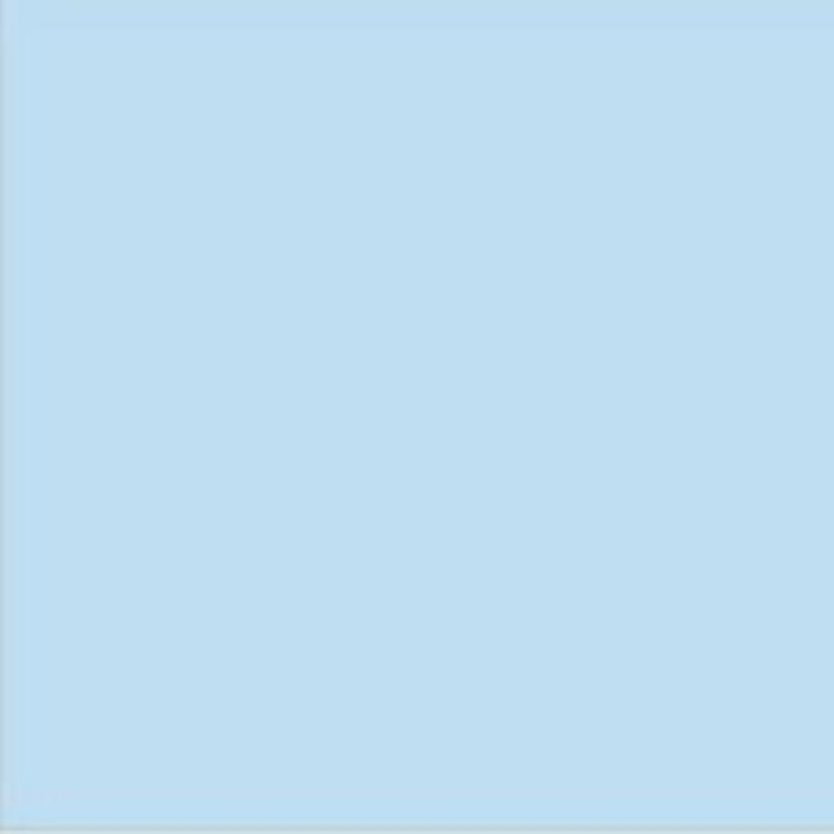 Tecido Tricoline Lisa Azul Bebe